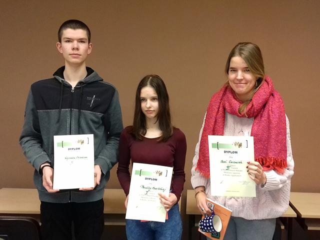 Mistrzostwa Powiatu Młodzieży Szkolnej